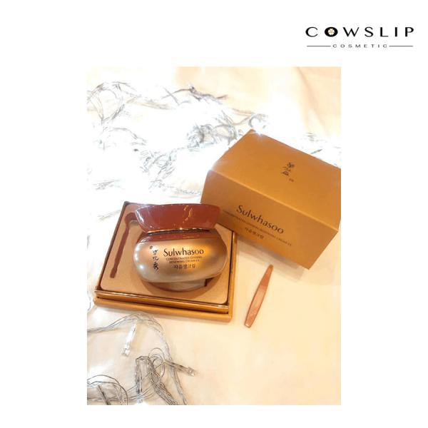 Kem nhân sâm Sulwhasoo Concentrated Ginseng Renewing Cream EX