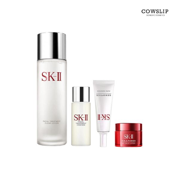Set SK2 TRẮNG DA & CHỐNG LÃO HOÁ 4 sản phẩm